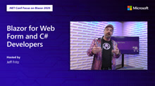 Blazor for Web Form and C# Developers