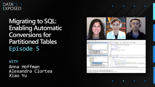 Migrating to SQL: Enabling Automatic Conversions for Partitioned Tables (Ep.5)