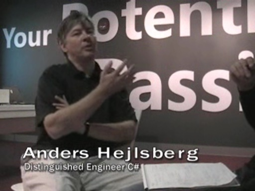 Anders Hejlsberg - What brought about the birth of the CLR?