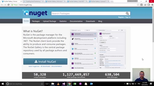 Create Nuget Packages