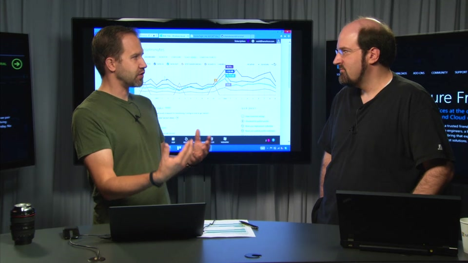 Keeping Azure Web Sites up plus Endpoint Monitoring - with Stefan Schackow