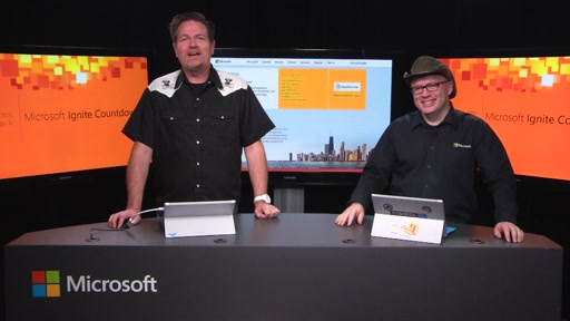 Countdown To Microsoft Ignite: The One with PreDay Sessions and Drinks