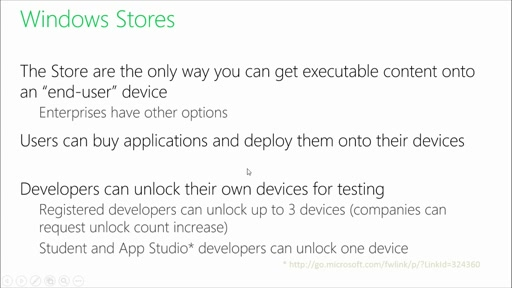 Porting Unity Games to Windows Store and Windows Phone: (05) Monetization & Packaging