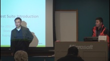MS-NRPC Windows AD Protocol Test Suite Presentation 2012