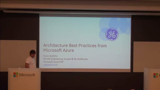 Architecture Best Practices in Microsoft Azure