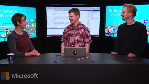 Office Dev Show - Episode 26 - Using the Dialog API in Office Add-ins