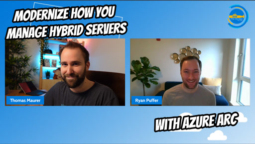 OPS121 - Modernize how you manage hybrid servers with Azure Arc