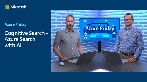 Cognitive Search - Azure Search with AI