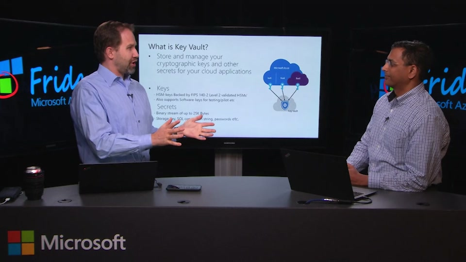 Azure Key Vault with Amit Bapat