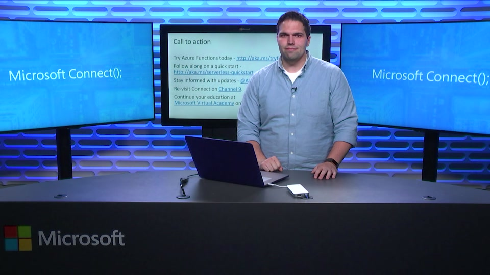 Azure Functions: Build apps faster and scale on demand