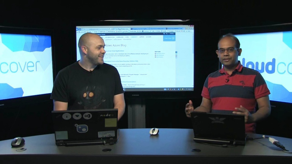 Episode 107 - Service Bus updates in Windows Azure SDK 2.0