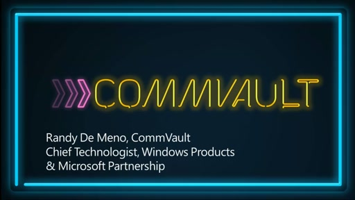 CommVault: SharePoint Centric E-Discovery, Search, Archiving & Tiered Storage with Azure