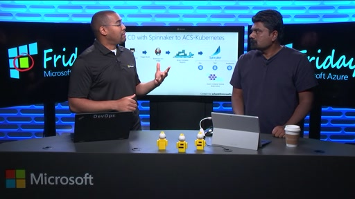 Using Spinnaker's Release Pipeline for CD to Azure