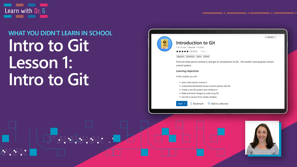Introduction to Git | Stream Recap | Learn With Dr G