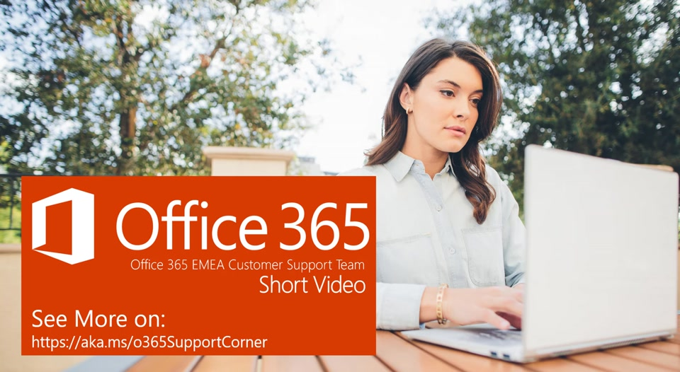 Short Video: OneDrive for Business – Fixing credential issues