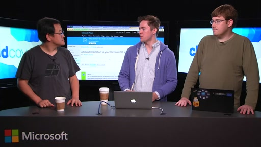 Episode 187: Node.js support for Azure Mobile Apps with Chris Anderson