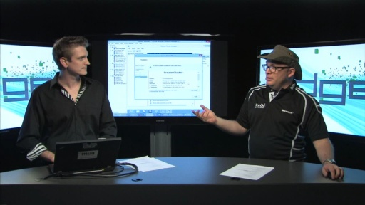 Edge Show 62 - Hyper-V Server 2012 Cluster Deployment Using Free Tools
