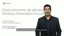 Desenvolvimento de aplicativos Windows Presentation Foundation (WPF)