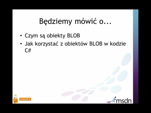 Azure Storage - Blobs | Pierwsze kroki z Windows Azure, cz. 8