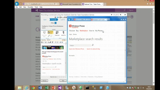 Building & Testing a Windows 8 App, making use of Team Foundation Service and Microsoft Test Manager 2012