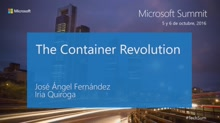 T8 - Devops & ALM: The Container Revolution