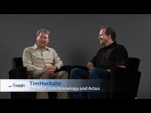 Bytes by MSDN: Scott Hanselman and Tim Huckaby discuss NuGET for the .NET Framework