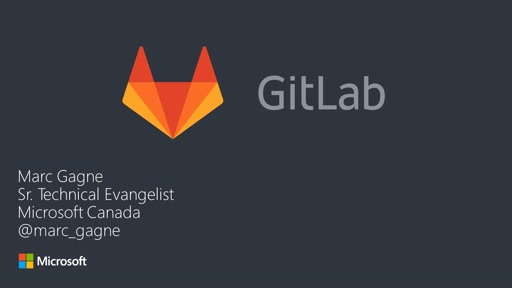 Deploy GitLab from Azure Marketplace