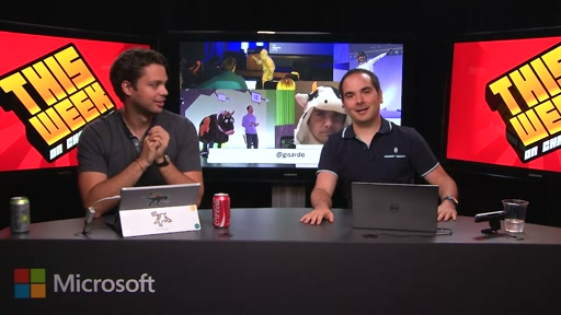 TWC9: Xbox Gamescon, Coding World Record, ANGLE, Windows Bridge for iOS OSS and more...