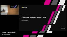 Cognitive Services Speech SDK