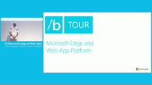 Session2-Microsoft Edge and Web App Platform