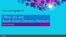 Office 365 and Azure Active Directory Premium