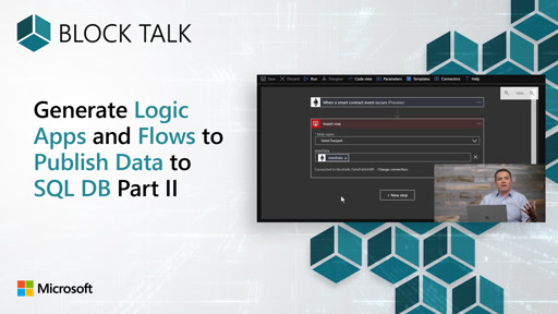 Generate Logic Apps and Flows to Publish Data to SQL DB Part II
