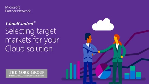 2-Selecting Target Markets for Your Cloud Solution
