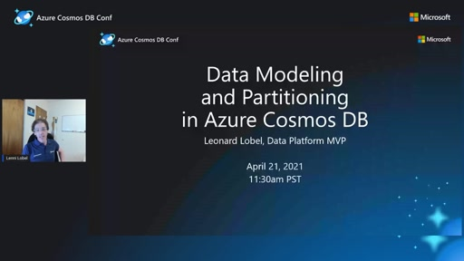 Data Modeling and Partitioning in Azure Cosmos DB