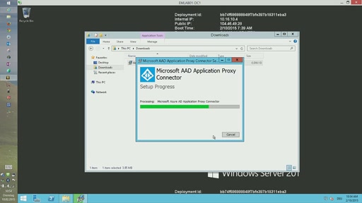 03 | Azure AD Application Proxy - Video 6