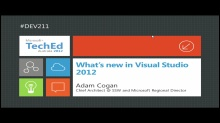 What's New in Visual Studio 2012