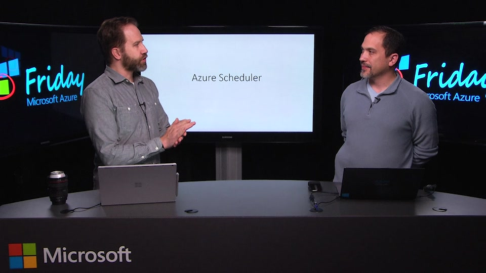 Azure Scheduler 101 - Q4 2015 Update