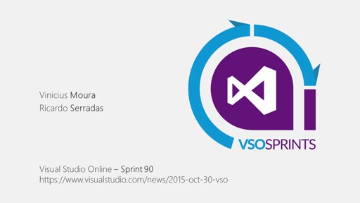 #vsosprintsbr - Sprint 90 - Dashboards, melhorias nos pull requests, resultados de testes e mais
