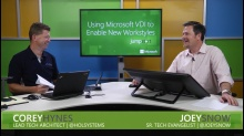 Using Microsoft VDI to Enable New Workstyles: (06) Leveraging Citrix