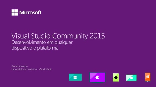 Visual Studio Community 2015