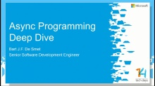 Async programming deep dive