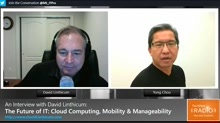 An Interview with David Linthicum: The Future of IT: Cloud Computing, Mobility and Manageability
