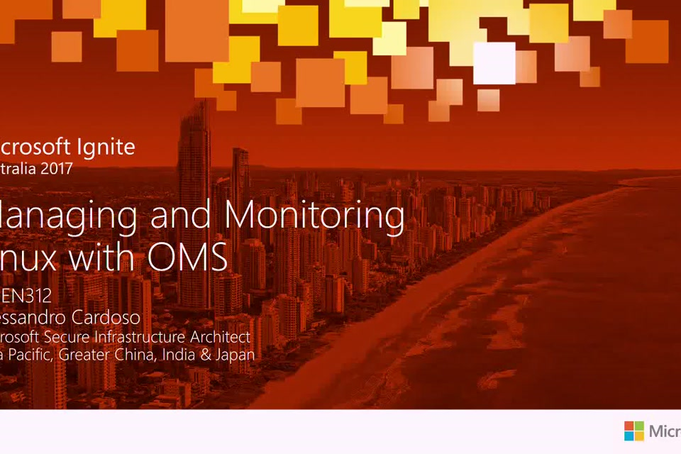 Managing Linux on Azure with OMS