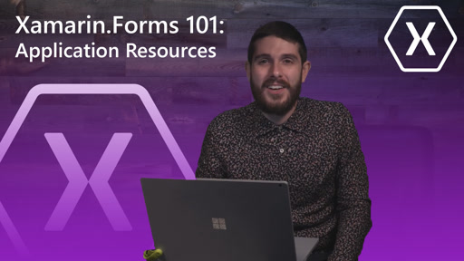 Xamarin.Forms 101: Application Resources