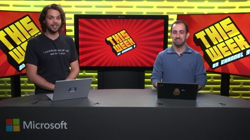 TWC9: Microsoft Teams Dev Preview, PowerShell is 10, Project Olympus News and more...