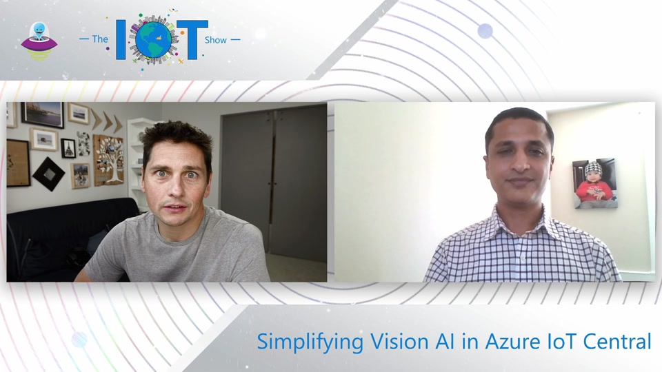 Simplifying Vision AI in Azure IoT Central
