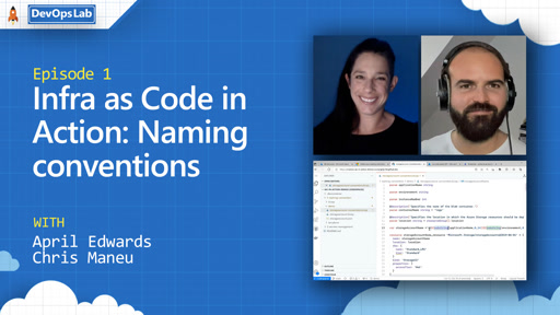 DevOps Lab | Infra as Code in Action: Naming conventions | Ep 1 of 4-episode series