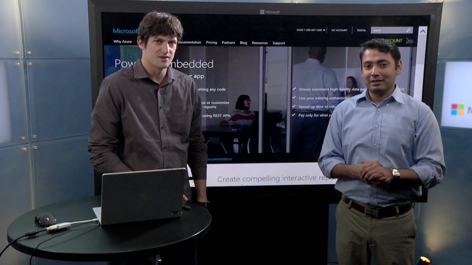 Managing authentication and authorization for Power BI Embedded