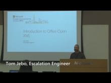 An overview of OOXML- Shanghai Interoperabiltiy Seminar 2013