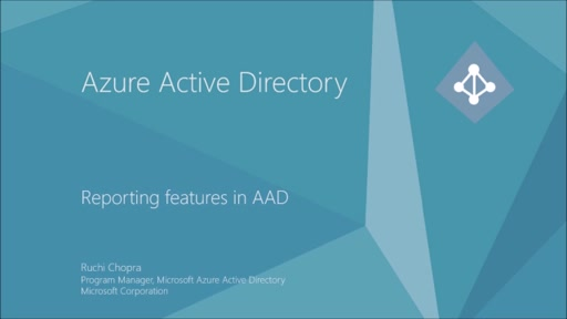Azure Active Directory Reports
